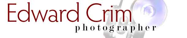 Contact information for St. Louis photographer Edward Crim - 7019 Mitchell Avenue, 63117